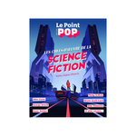 Couverture Le Point Pop Hs 4 Les chefs-d'oeuvre de la Science Fiction