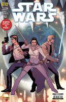 Couverture Mutinerie sur Mon Cala - Star Wars (Panini Comics 2ème série), tome 12