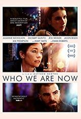 Affiche Who We Are Now