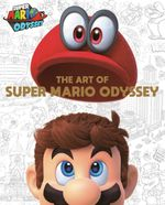 Couverture The Art of Super Mario Odyssey