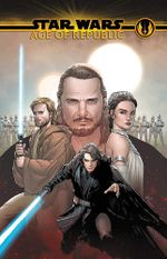 Couverture Star Wars: Age of the Republic - Heroes