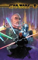 Couverture Star Wars: Age of the Republic - Villains