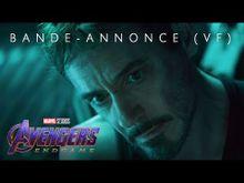 Video de Avengers : Endgame