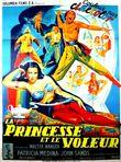 Affiche La Princesse et le Voleur
