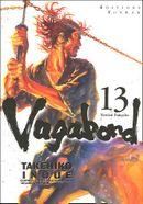 Couverture Vagabond, tome 13