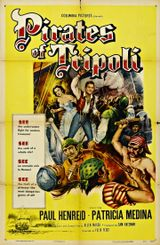 Affiche Pirates of Tripoli