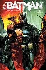 Couverture Batman : Jours de Colère