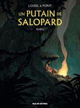 Couverture Isabel - Un putain de Salopard, tome 1