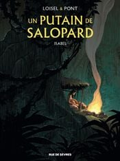 Couverture Isabel - Un putain de salopard, tome 1