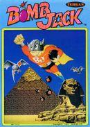 Jaquette Bomb Jack
