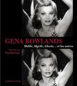 Couverture Gena Rowlands