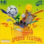 Jaquette Human Sports Festival