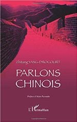 Couverture Parlons chinois