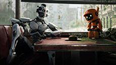 screenshots Les trois robots