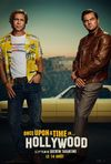 Affiche Once Upon a Time in Hollywood