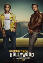 Affiche Once Upon A Time In... Hollywood
