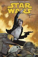 Couverture Les Cendres de Jedha - Star Wars (2015), tome 7