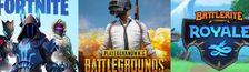 Cover Les meilleurs jeux Battle Royale