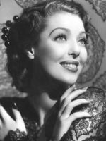 Photo Loretta Young