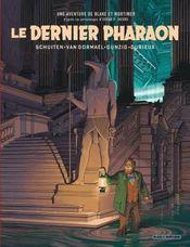 Couverture Le Dernier Pharaon - Blake et Mortimer, hors-série