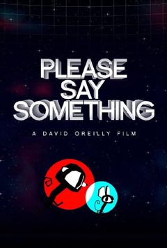 Affiche Please Say Something