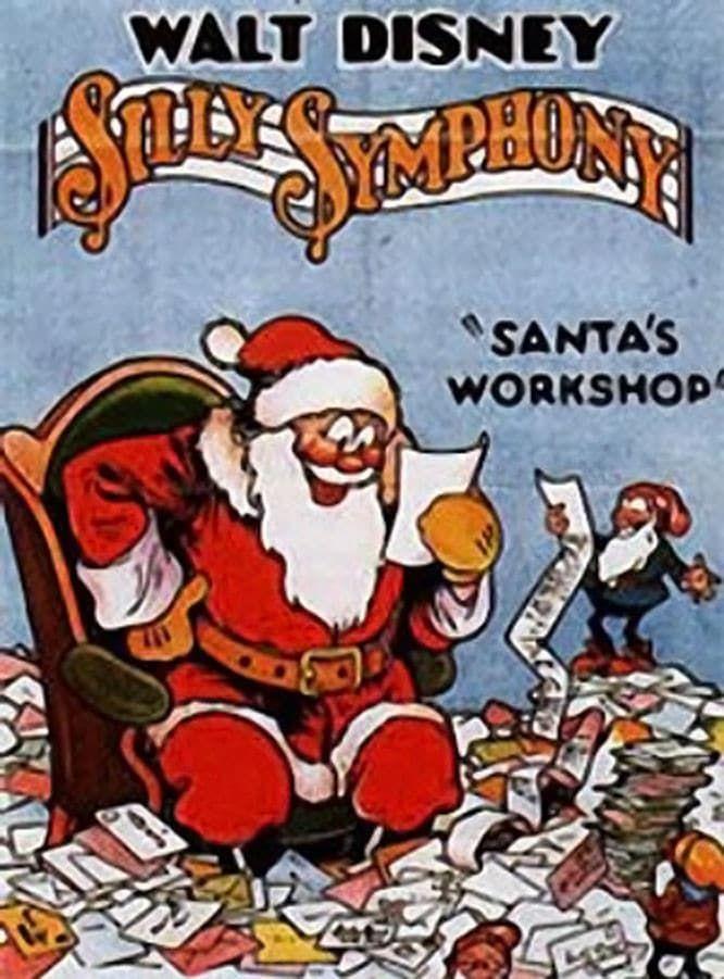 L Atelier Du Père Noël Court Métrage 1932 Senscritique