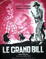 Affiche Le Grand Bill