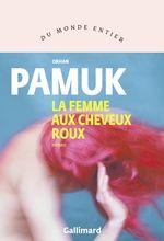 Couverture La Femme aux cheveux roux