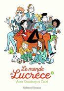Couverture Le monde de Lucrèce, tome 2