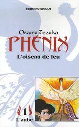 Couverture Phénix, l'oiseau de feu