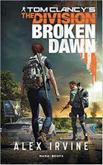 Couverture Broken Dawn