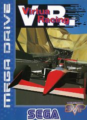 Jaquette Virtua Racing