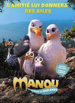 Affiche Manou à l'école des goélands