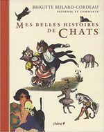 Couverture Mes belles histoires de chats