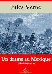 Couverture Un drame au Mexique