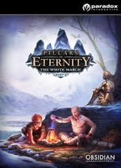 Jaquette Pillars of Eternity : The White March - Part I
