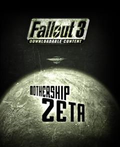 Jaquette Fallout 3: Mothership Zeta