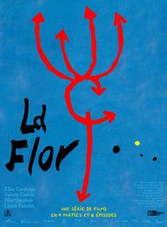 Affiche La Flor, partie 3
