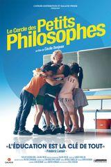 Affiche Le cercle des petits philosophes