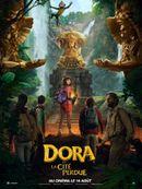 Affiche Dora et la cité perdue
