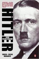 Couverture Hitler 1889 - 1936 : Hubris