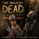 Jaquette The Walking Dead 2x02 : A House Divided