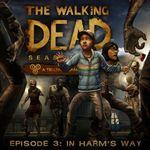 Jaquette The Walking Dead 2x03: In Harm's Way