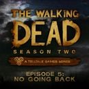 Jaquette The Walking Dead 2x05 : No Going Back