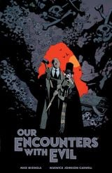 Couverture Our Encounters with Evil