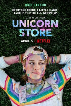 Affiche Unicorn Store