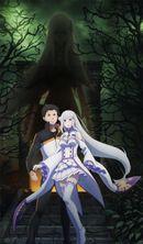 Affiche Re:Zero kara Hajimeru Isekai Seikatsu 2