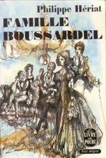 Couverture La Famille Boussardel