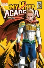 Couverture Lemillion - My Hero Academia, tome 17