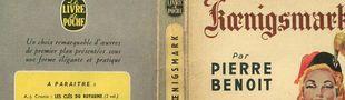 Cover 1953 : Création de la collection du Livre de poche, les 50 premiers titres
